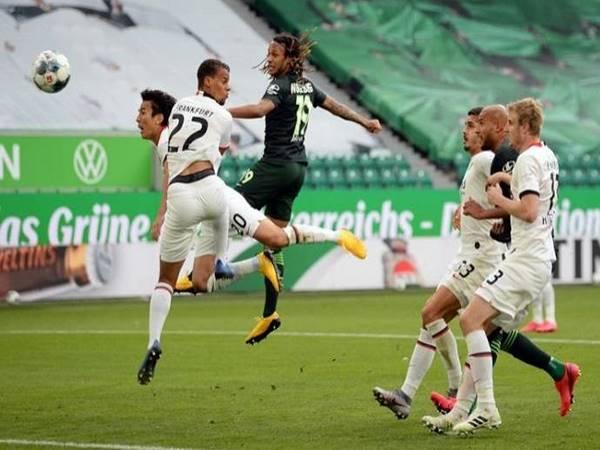 Nhận định bóng đá Eintracht Frankfurt vs Wolfsburg, 20h30 ngày 10/4