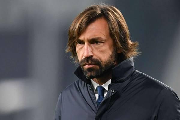"""Juventus đưa ra """"tối hậu thư"""" cho HLV Andrea Pirlo"""