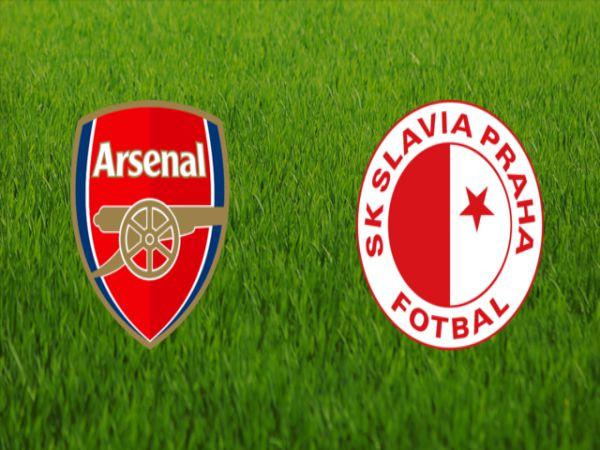Nhận định tỷ lệ Arsenal vs Slavia Praha, 02h00 ngày 09/04 - Cup C2