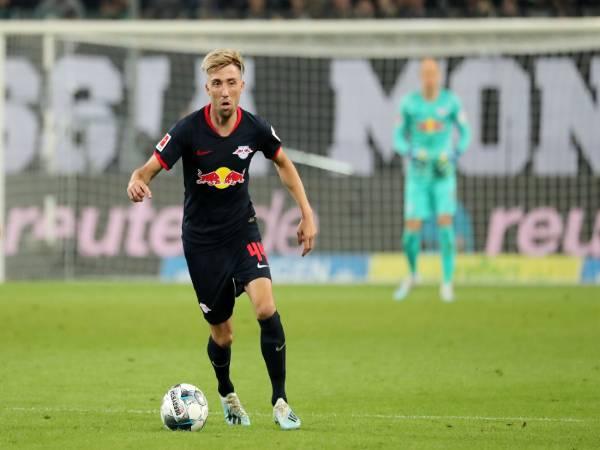 Tổng hợp bóng đá Đức 1/4: Leipzig mất 'trái tim' ở chung kết sớm