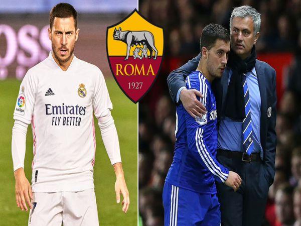 Bóng đá QT chiều 26/5: Mourinho muốn tái ngộ Hazard ở Roma