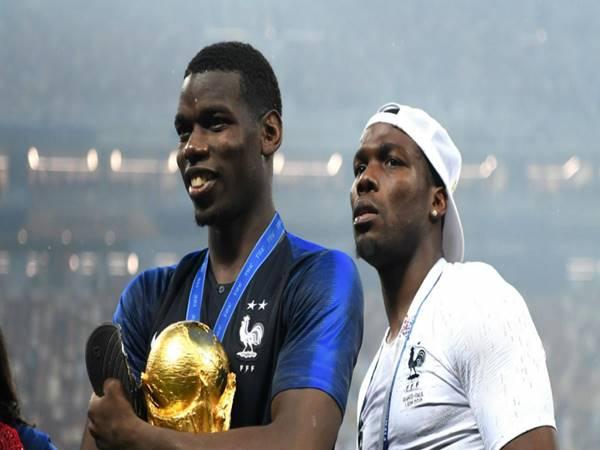 Bóng đá QT ngày 21/5: Anh trai Pogba lại khiến BLĐ MU nóng mắt