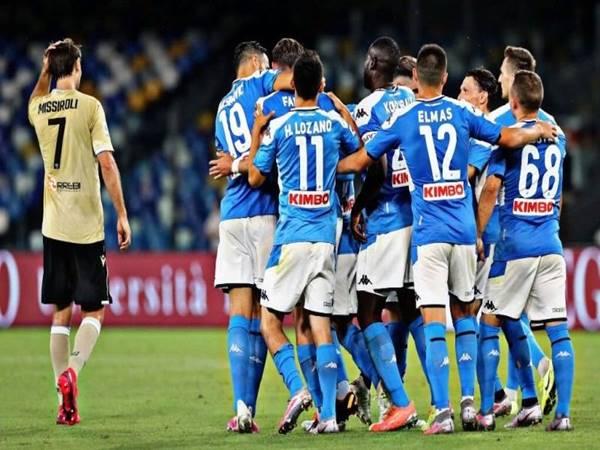 Nhân định kèo Tài Xỉu Spezia vs Napoli (20h00 ngày 8/5)