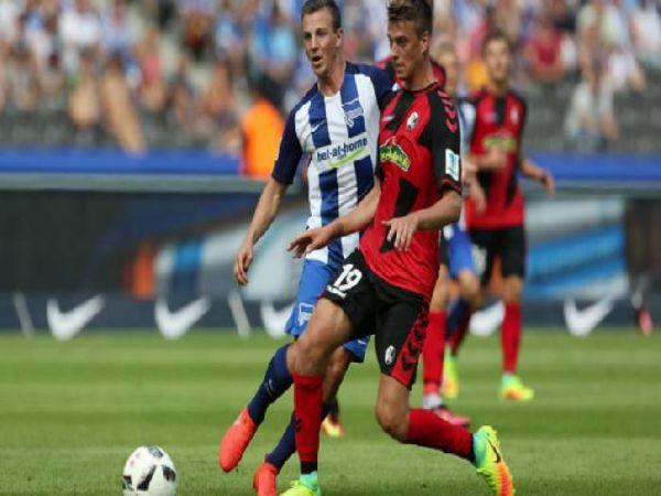 Nhận định tỷ lệ Hertha Berlin vs Freiburg, 23h30 ngày 6/5 - VĐQG Đức