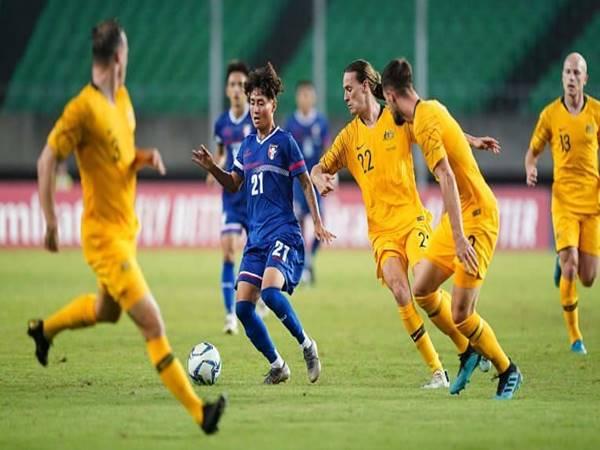Dự đoán trận đấu Australia vs Đài Loan (2h00 ngày 8/6)