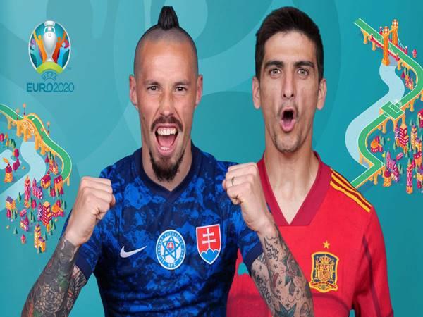 Soi kèo Slovakia vs Tây Ban Nha, 23h00 ngày 23/6 VCK Euro