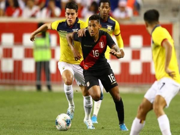 Thông tin trận đấu Peru vs Ecuador, 4h ngày 9/6