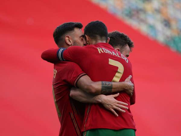 Tin thể thao tối 10/6: Ronaldo, Fernandes giúp Bồ Đào Nha thắng lớn