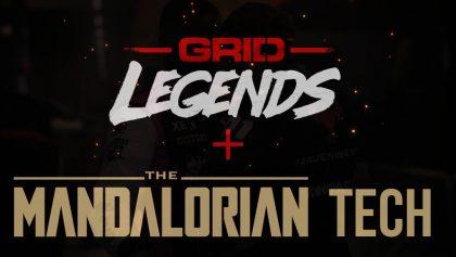 GRID Legends được tạo bằng công nghệ Mandalorian