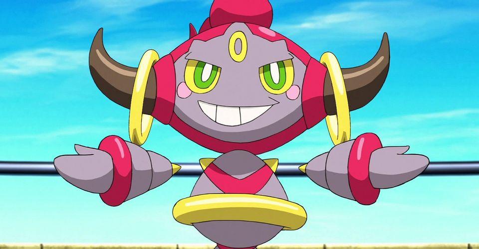 Pokemon GO rò rỉ nghiên cứu đặc biệt của Hoopa