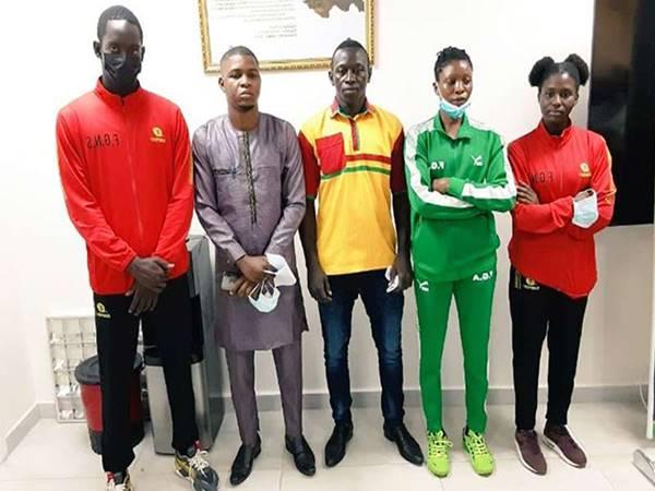 Tin thể thao trưa 22/7: Guinea tuyên bố rút khỏi Olympic Tokyo