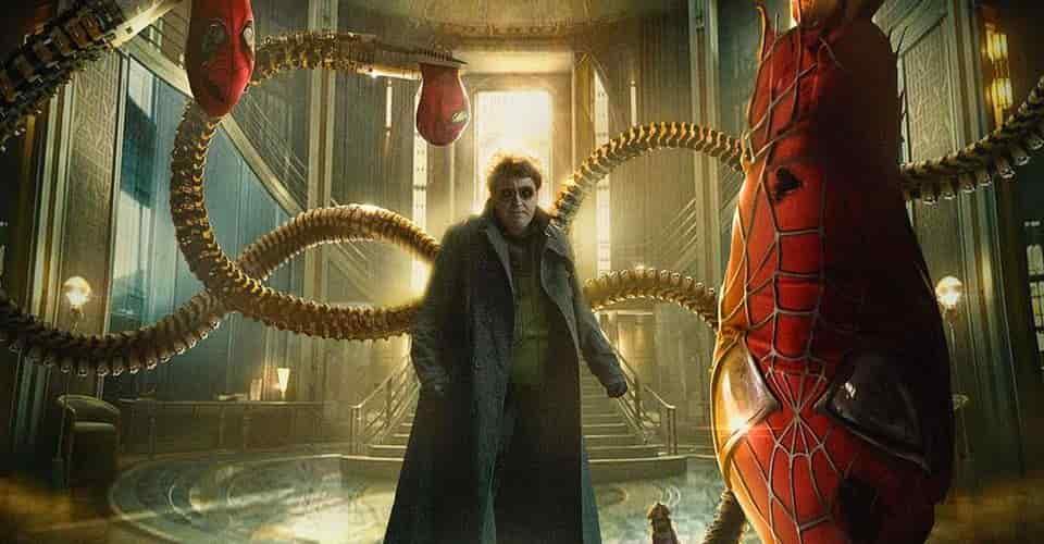 Doc Ock bật mí Tom Holland, Garfield và Maguire's Spideys trong Spider-Man 3 người hâm mộ Art