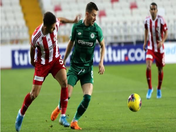 Nhận định tỷ lệ Sivasspor vs Konyaspor (23h15 ngày 16/8)