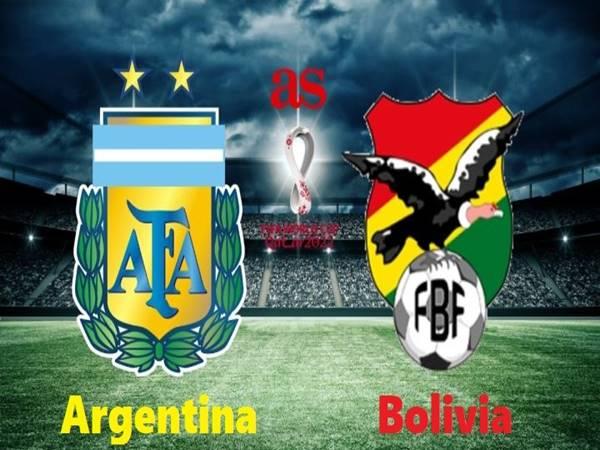 Soi kèo Châu Á Argentina vs Bolivia, 6h30 ngày 10/9 VLWC Nam Mỹ