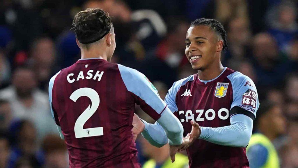 Kqbd Chelsea vs Aston Villa: Chelsea đi đến vòng 4 Carabao Cup