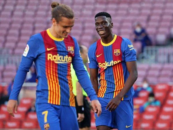 Tin thể thao sáng 1/9: Ilaix Moriba rời Barcelona
