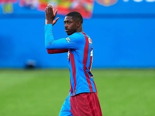 Tin thể thao 13/10: Liverpool bắt đầu đàm phán chiêu mộ Dembele