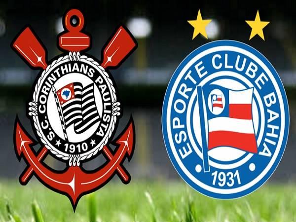 Tip kèo Corinthians vs Bahia – 07h30 06/10, VĐQG Brazil